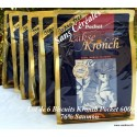 Biscuit Kronch Pocket 76% de saumon frais - 600g - Lots