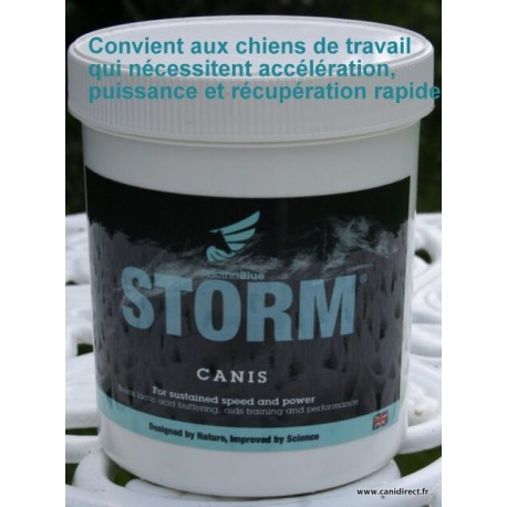 Storm® Canis « Cyclone » Optimise la performance musculaire !