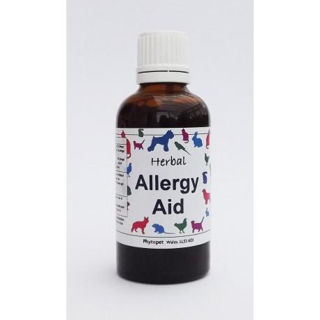 Herbal Allergy Aid-Allergies