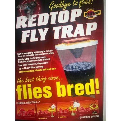 Piège à mouches Red Top
