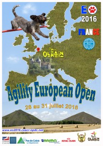 European Open FCI Agility