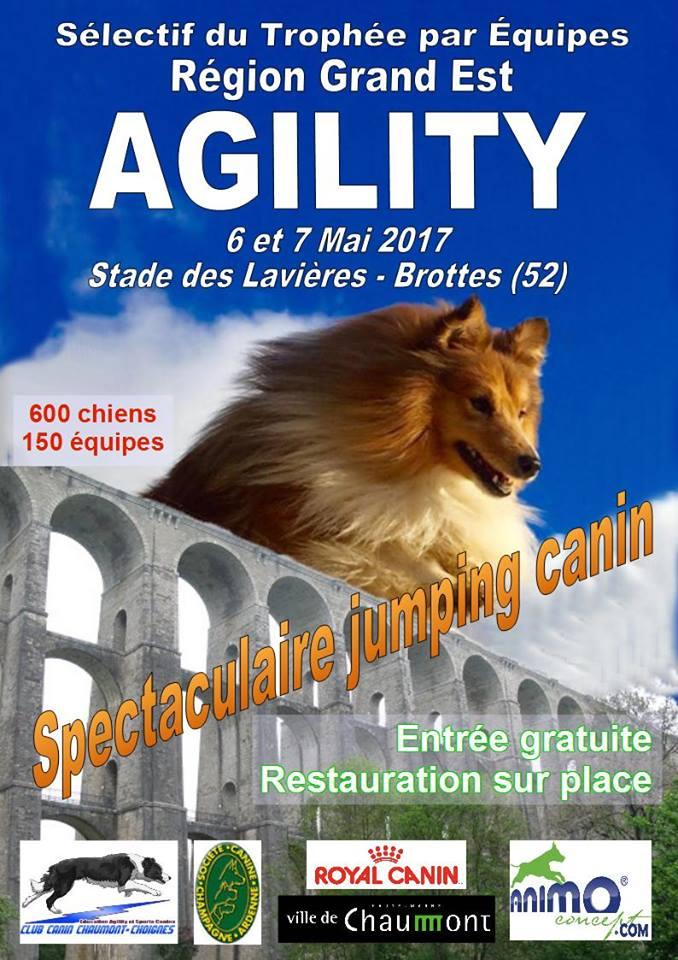 Sélectif Trophée Grand Est