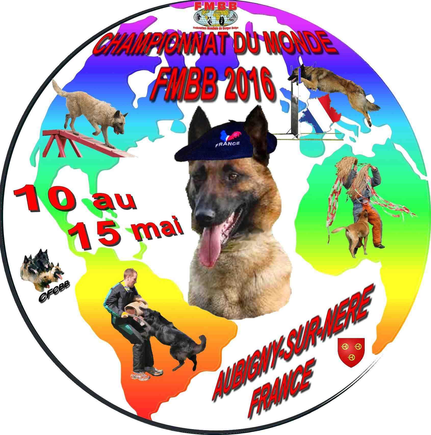 Championnat du Monde Berger Belges 2016