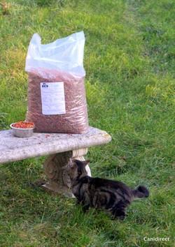 Notre gamme d'aliments a été élaborée avec la collaboration de vétérinaires