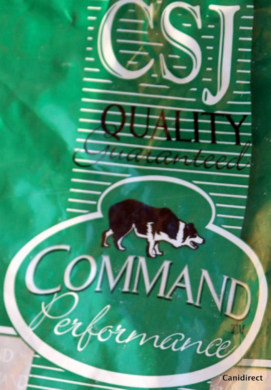 Command Performance est une gamme de croquettes Super Premium